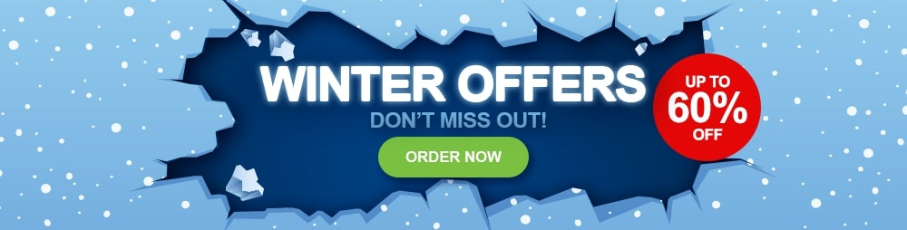 Up To 60% Off Winter Special Offers - Don't Miss Out!