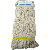 CleanWorks PY Kentucky Stay Flat Mop Yellow