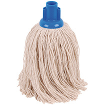 CleanWorks Twine Socket Mop Blue No 14
