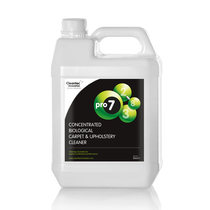 Pro 7 Biological Upholstery Cleaner