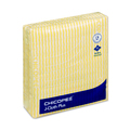 Chicopee J-Cloth Plus Medium Yellow