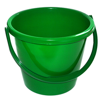 CleanWorks Plastic Bucket Green