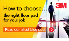 3M Floor Pad Selection