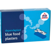 Detectable Plasters For Food Prep Areas