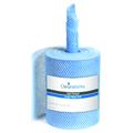 CleanWorks Large Wiper Roll Blue