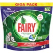Fairy Professional All in One Dishwasher Tablets Original 100 Tablets Case 2