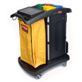 Rubbermaid Secure Microfibre Cart Assembled