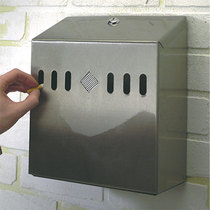 Outdoor Wall Mounted Ashtray