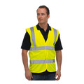Standard High Visibility Waistcoat Extra Large EN471