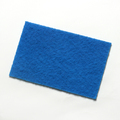 CleanWorks Colour Coded Scourer Blue Pack 10