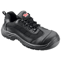 Tuf Safety Trainer Shoe With Midsole - Size 8
