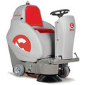 COMAC CS60B - 100216 Battery Ride On Sweeper