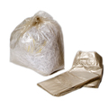 Refuse Sack Heavy Duty Clear