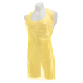 Apron Disposable Yellow
