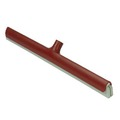 Plastic Floor Squeegee Red 600MM