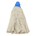 CleanWorks Twine Socket Mop Blue No 12 Pack 10