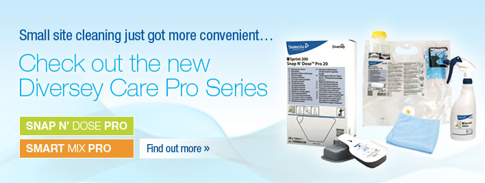 New Diversey Care Pro Series