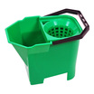 Bulldog Mop Bucket (C8) Green