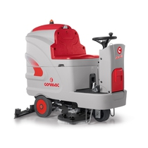 Comac Innova 85B Compact Ride On Scrubber Drier