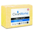CleanWorks High Quality Hygiene Cloth Yellow