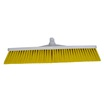 Interchange Hygiene Broom Soft Yellow