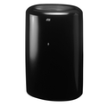 Tork Washroom Bin Black
