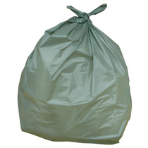 Green Refuse Sack 20x38x46'' CHSA 15KG