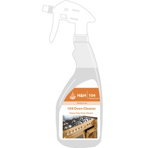 H&H 104 Oven Cleaner RTU
