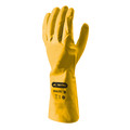 Skytec I-CON Rialto Yellow Nitrile Gauntlet Medium