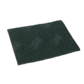 3M Scotch-Brite No.96 General Purpose Scouring Pad Green Pack 10