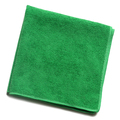 CleanWorks Microfibre Cloth Green 40x40CM