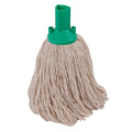 CleanWorks EX Twine Mop Green Socket