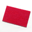 CleanWorks Colour Coded Scourer Red Pack 10