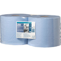 Tork Wiping Paper Plus 255m Blue