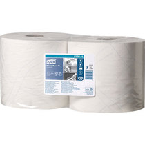 Tork Wiping Paper Plus 255m White