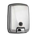 Futura Bulk Fill Stainless Steel Soap Dispenser