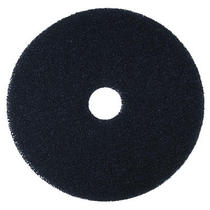 3M Scotch-Brite High Productivity Black Floor Pad