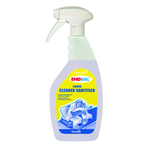 Endbac Cleaner Sanitiser Liquid