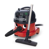 Numatic PPR240 + AS1 Kit  Red Cable Rewind Tub Vacuum