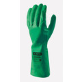 Skytec I-CON Dakota Green Nitrile Gauntlet Medium
