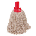 CleanWorks EX Twine Mop Red Socket