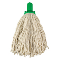 CleanWorks EX PY Socket Mop Green