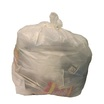 CleanWorks White Square Bin Liner
