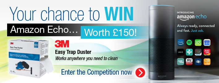 Win with 3M Easy Trap Duster System!