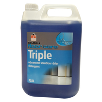 Triple Advanced Scrubber Drier Detergent