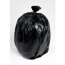 Refuse Sack Black Light Duty CHSA 5KG
