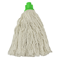 CleanWorks Twine Socket Mop Green No 12