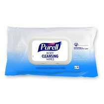 PURELL Body Cleansing Wipes 70 Flowpack