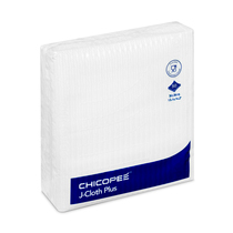 Chicopee J-Cloth Plus Medium White Pack 50