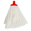 Socket Mop Non Woven K80 Cut End Mini Red